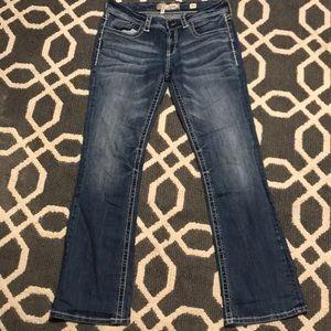 """BKE """"Culture"""" Bootcut Jeans Sz 31L"""